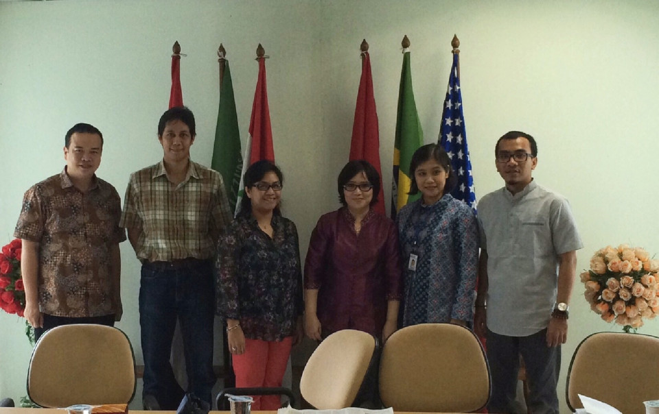 Jurusan MarComm Kembali Menambah Daftar Kerjasama dengan Universitas Nasional di Indonesia