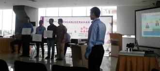 Presentasi Dosen Marcomm di Konferensi Ilmiah International LIPI