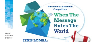 "MarComm & MassComm Competition ""When The Message Rules The World"""