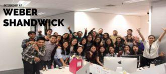 Intership Di Digital Agency Menangani Project-Project Brand Terkenal