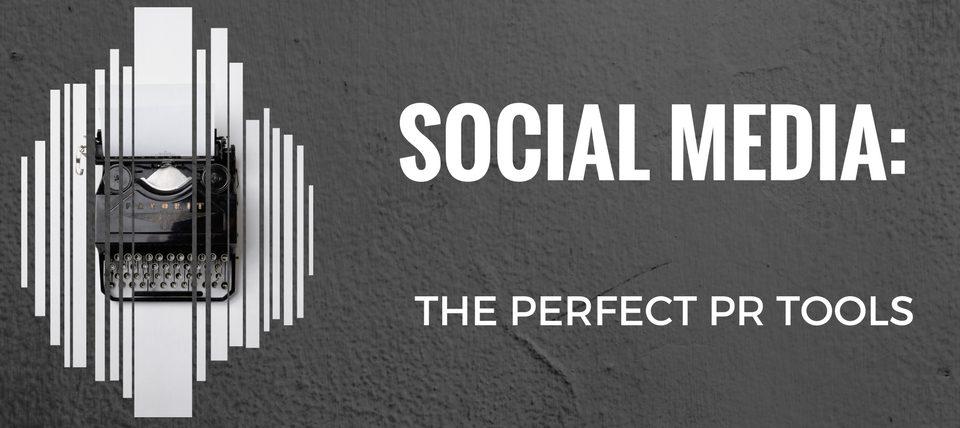 Social Media: The Perfect Marketing PR Tool